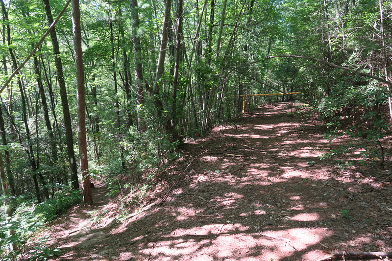 Foothills Trail -- 2,160'