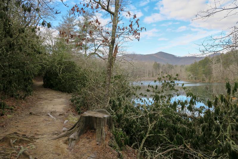 Homestead Trail -- 2,160'