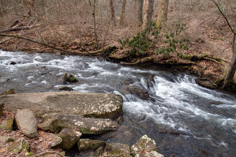 Bent Creek -- 2,130'