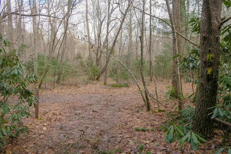 Explorer Loop Trail -- 2,210'