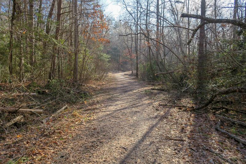 Hardtimes Road -- 2,170'