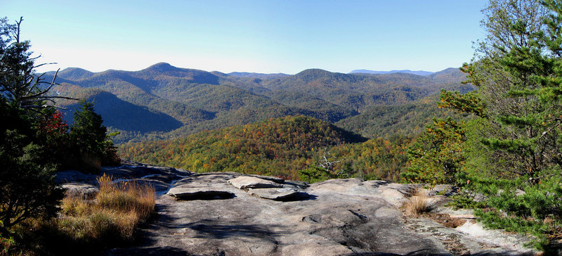 Looking Glass Rock -- West Cliffs