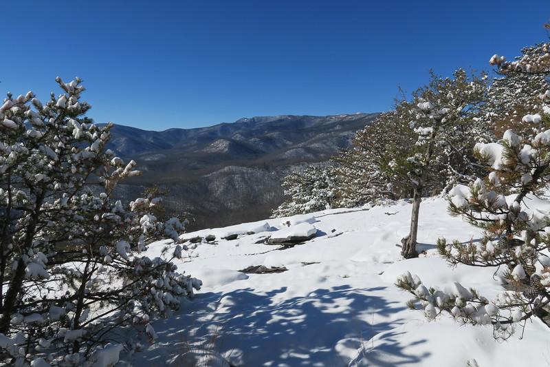 West Cliff Spur Path - 3,480'