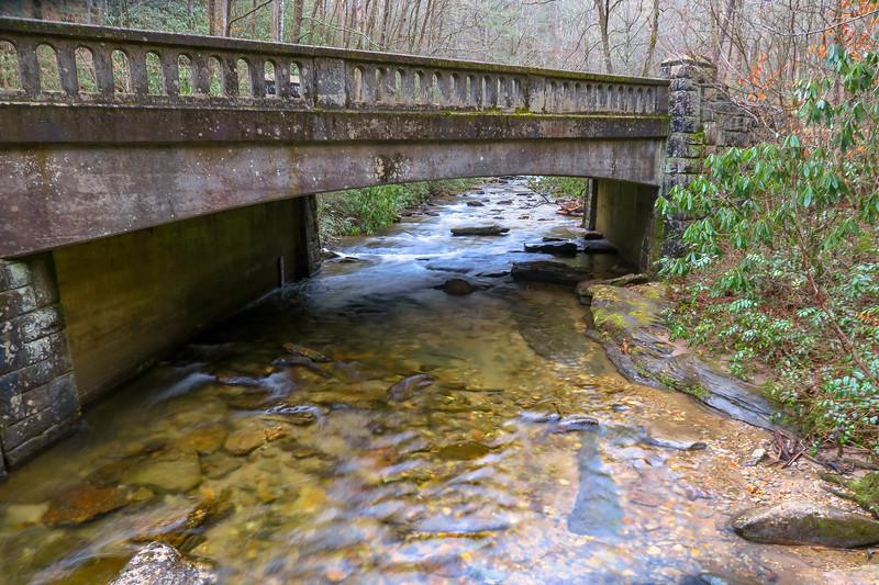 Looking Glass Creek -- 2,450'