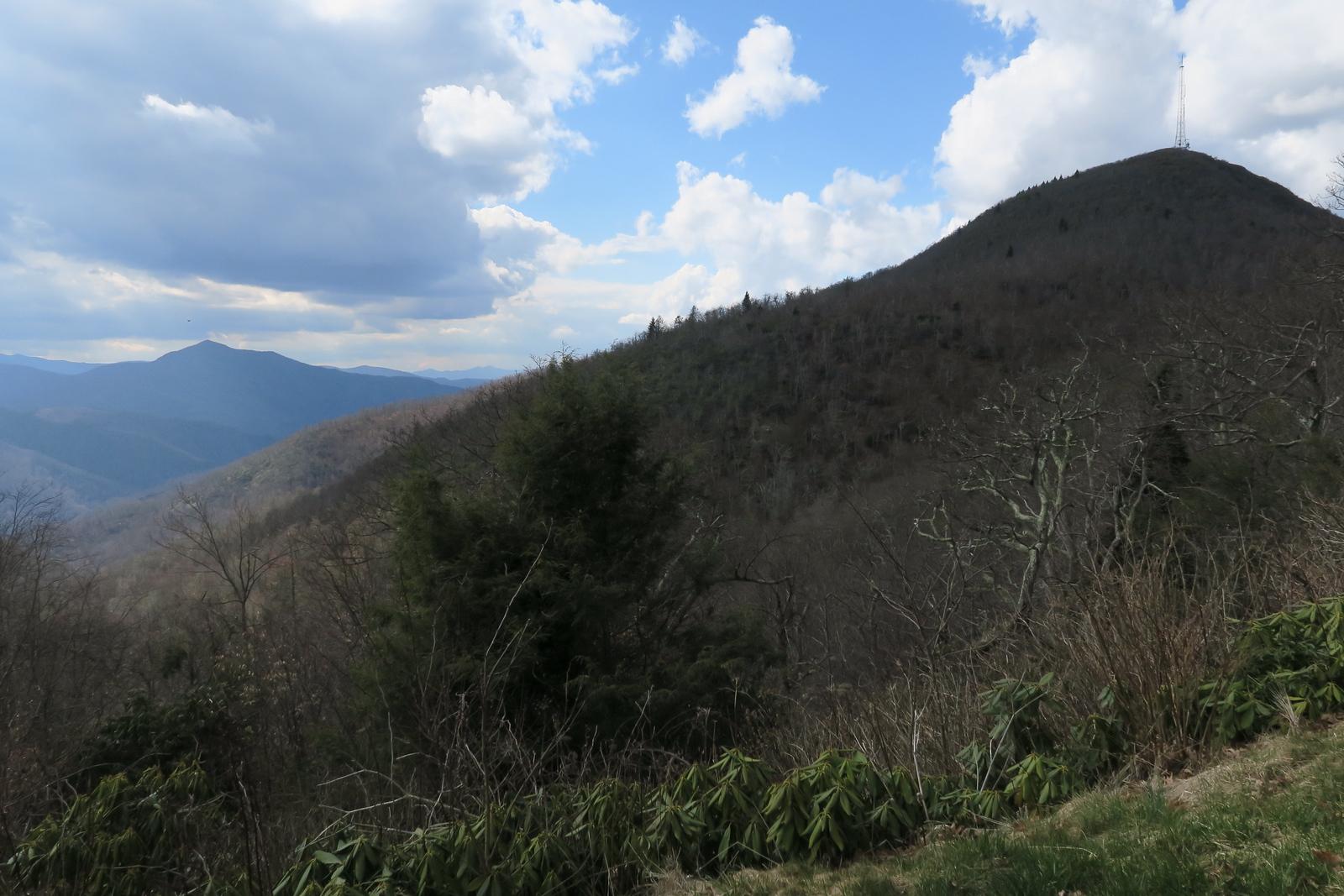 Mount Pisgah - 5,721'