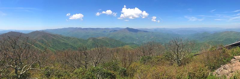 Mount Pisgah -- 5,721'