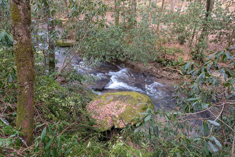 Avery Creek -- 2,350'