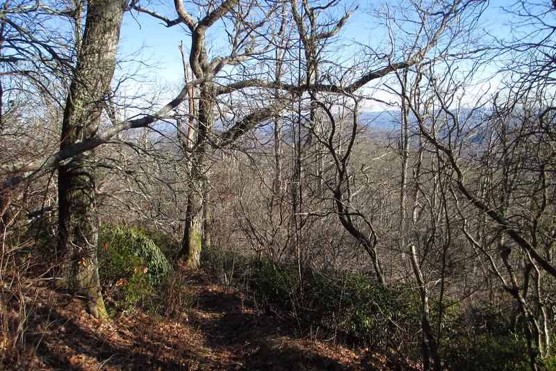 Art Loeb Trail - 4,800'
