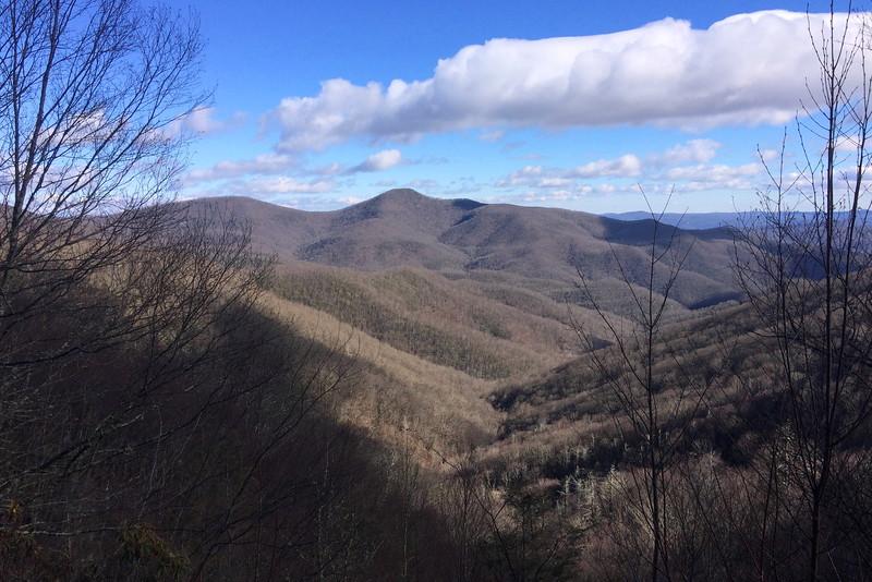 Pilot Mountain View - NC-215