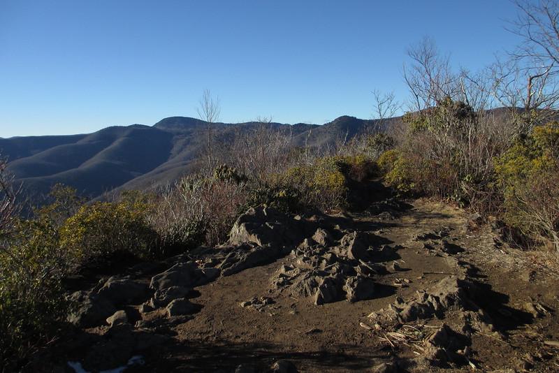 Pilot Mountain Summit - 5,100'