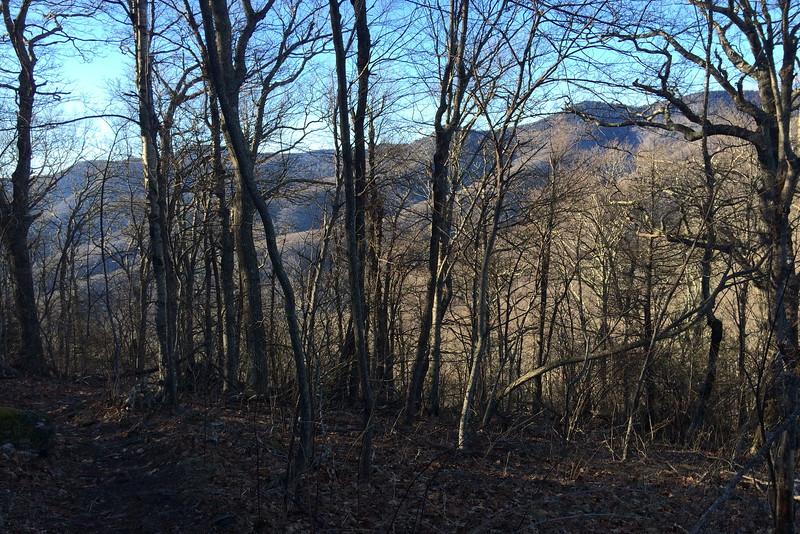 Art Loeb Trail - 4,700'