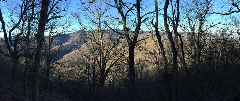 Art Loeb Trail - 4,850'