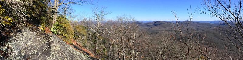 Art Loeb Trail - 4,400'