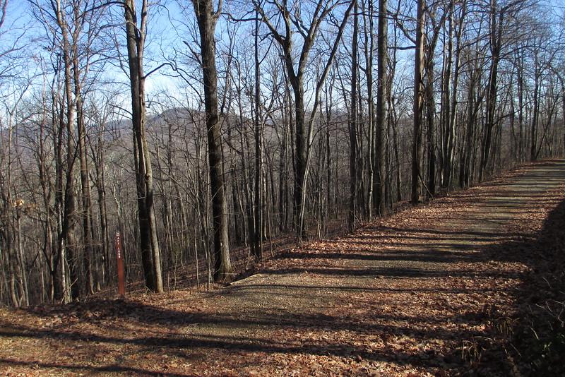 Art Loeb Trail - 3,800'