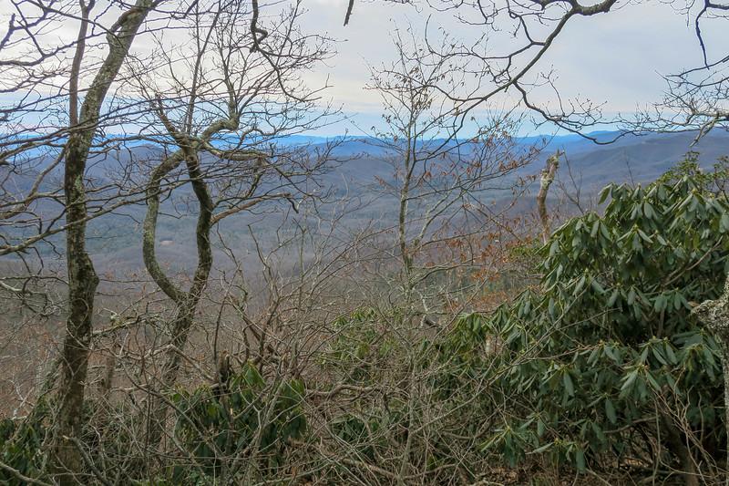Pilot Rock Trail -- 5,250'
