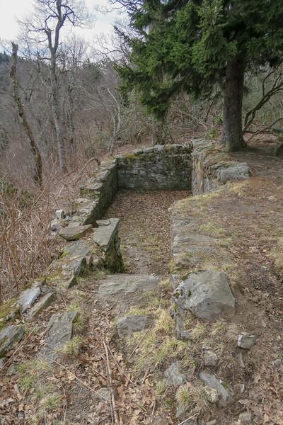 Buck Spring Lodge Site -- 4,980'