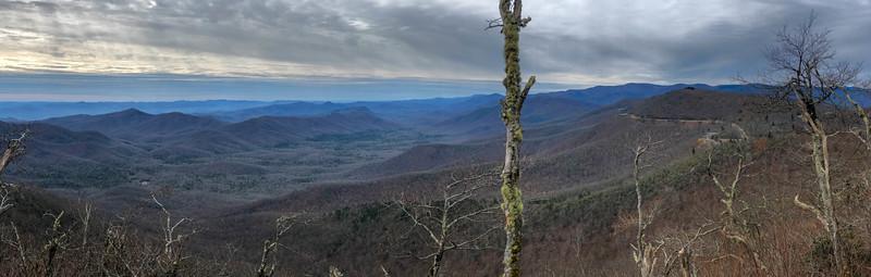 Pilot Rock Trail -- 5,240'