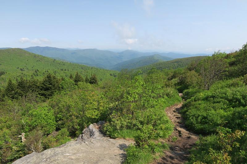 Art Loeb Spur Trail -- 6,000'