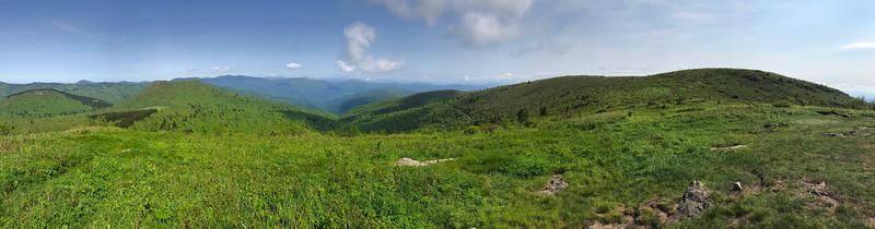 Art Loeb Spur Trail -- 6,080'