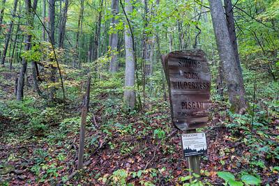 Art Loeb Trail -- 3,320'