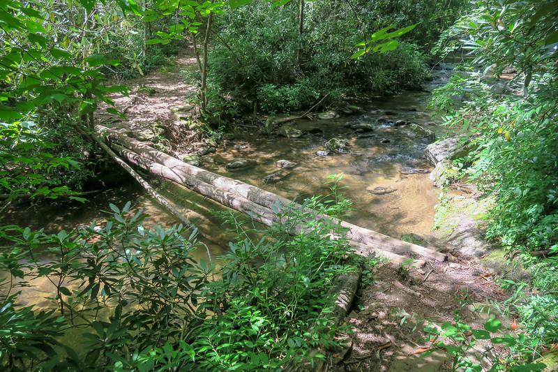 Big Creek Trail -- 2,440'