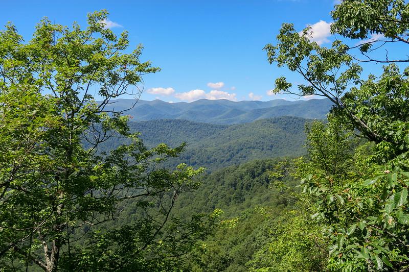 Black Mountain Trail -- 4,100'