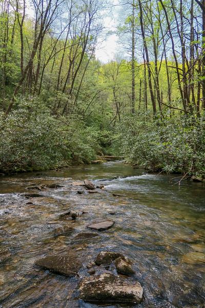 Bradley Creek @ Ford #7 (SB)/#8 (NB) -- 2,480'