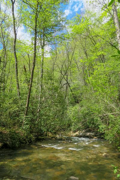 Bradley Creek @ Ford #4 (SB)/#11 (NB) -- 2,540'