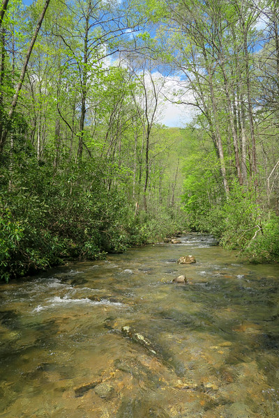Bradley Creek @ Ford #3 (SB)/#12 (NB) -- 2,570'