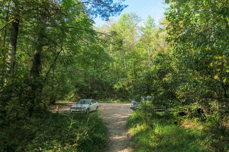 Campground Connector Trailhead (F.R. 479) -- 2,200'
