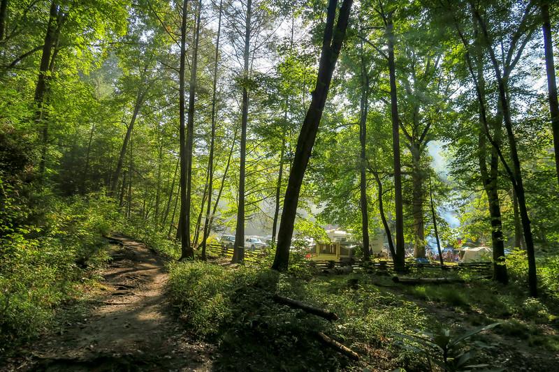 Caney Bottom Trail -- 2,680'