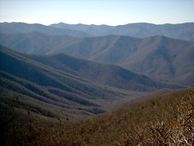 Cold Mountain -- 6,050'