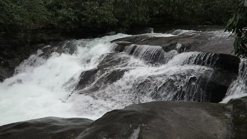 Davidson River Cascades -- 2,530'