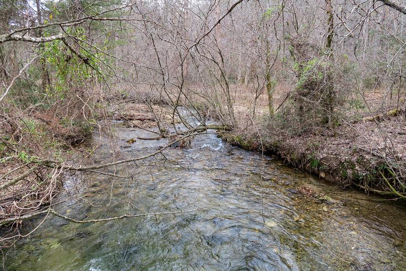 Rockhouse Creek -- 2,380'