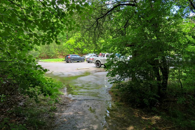 Deer Lake Lodge Trail -- 2,180'