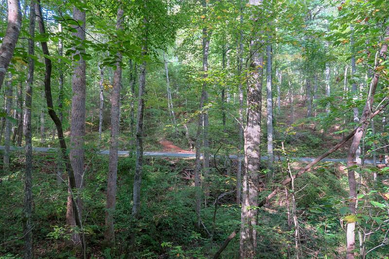 Deerfield Loop Trail -- 2,190'