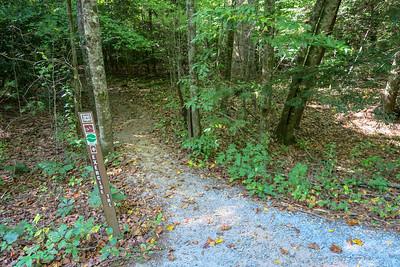 Exercise Loop Trail @ US-276 East Crossing