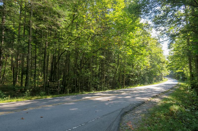 Exercise Loop Trail @ US-276 West Crossing