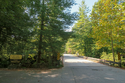 Exercise Loop Trail @ Art Loeb Trailhead