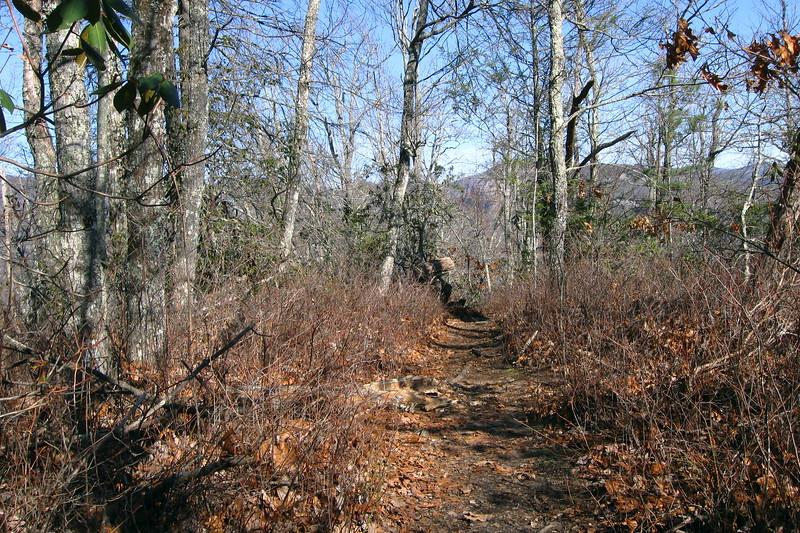 John Rock Trail -- 3,250'