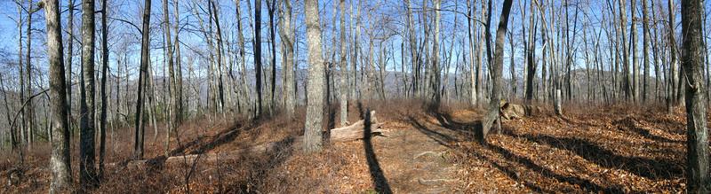 John Rock Trail -- 3,200'