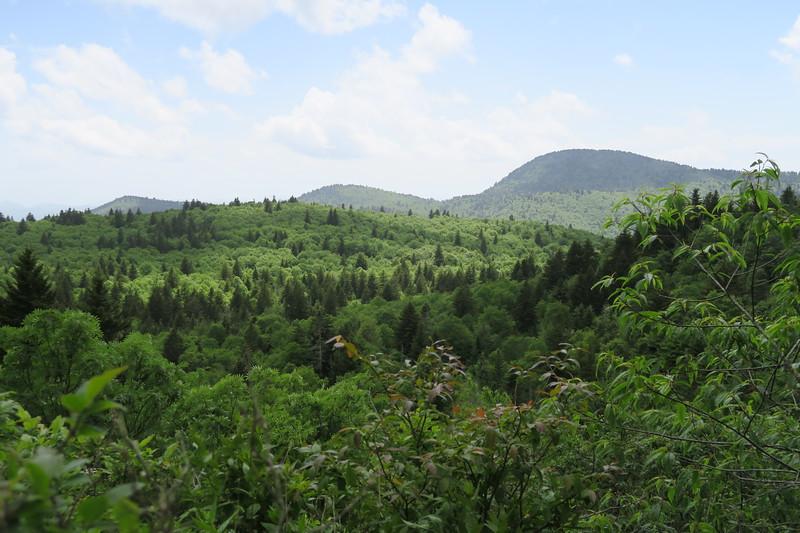 Little Sam Trail -- 5,600'