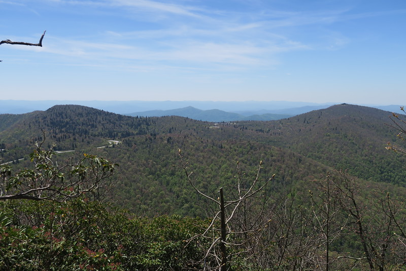Mount Pisgah Trail -- 5,500'