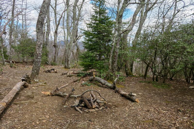 Old Butt Knob Trail -- 5,150'