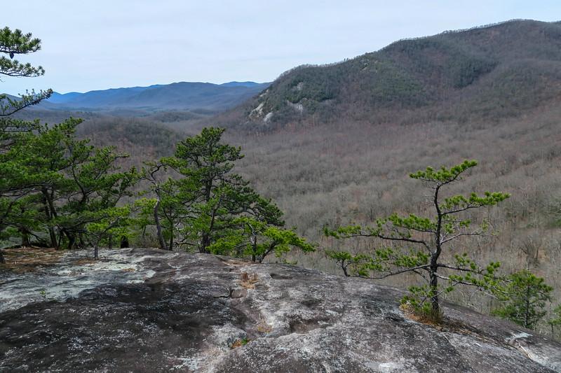 Slate Rock -- 3,720'