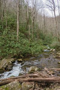 Slate Rock Creek -- 2,820'