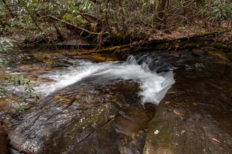 Slate Rock Creek -- 3,120'