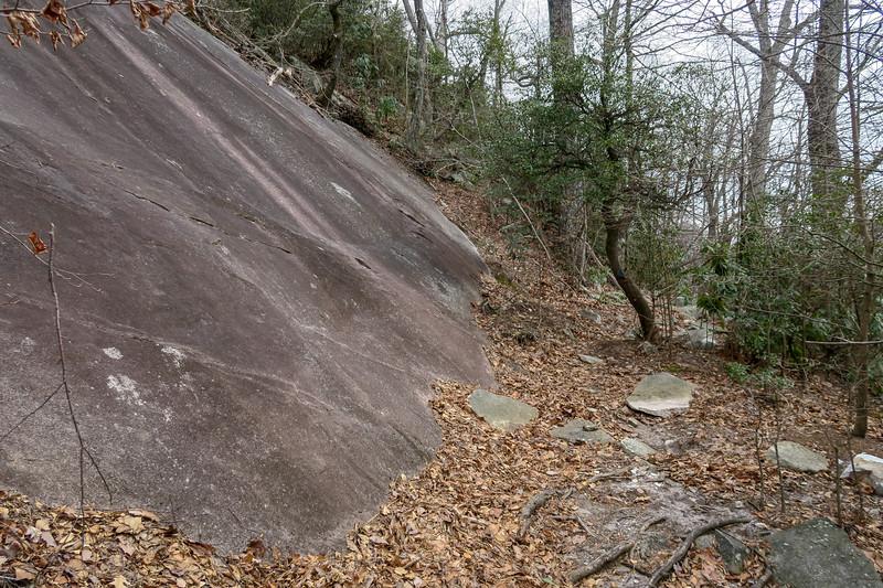 Pilot Rock Extension Trail -- 3,700'