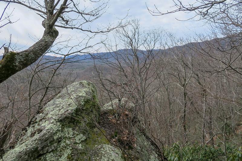 Pilot Rock Extension Trail -- 3,730'