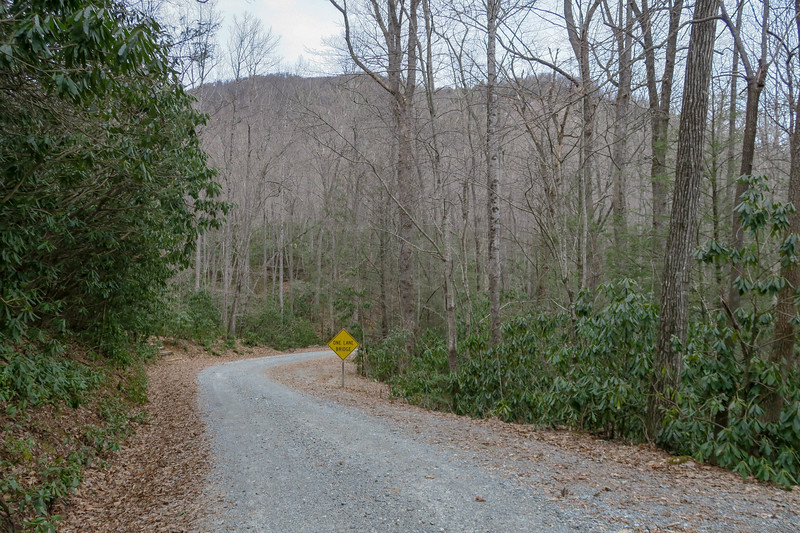 Pilot Rock Trailhead (Yellow Gap Road) -- 3,340'